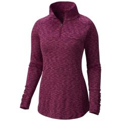 Columbia Women's OuterSpaced III Half Zip-Extended Sizes