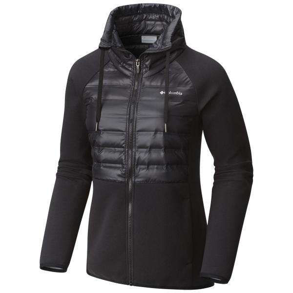 Columbia Woman's Luna Vista Hybrid Jacket - Extended Sizes