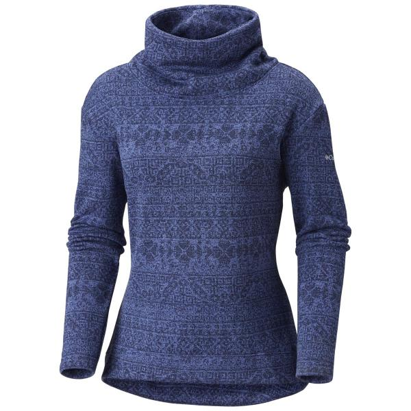 Columbia Women's Sweater Season Printed Pull Over
