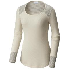 Columbia Women's Along the Gorge Thermal Crew- Extended Sizes
