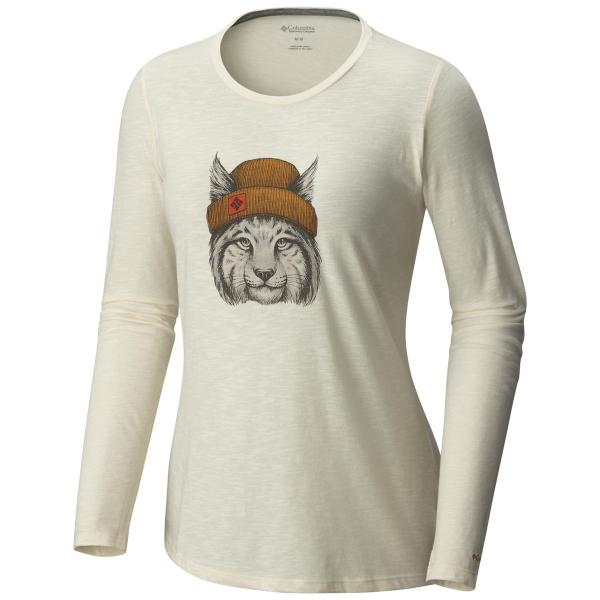 Columbia Women's Feline Groovy Long Sleeve Tee - Extended Sizes