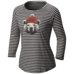 Columbia Women's UnBearable Stripe Tee - Extended Sizes