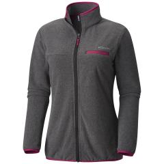 Columbia Women's Mountain Crest Full Zip - Extended Sizes