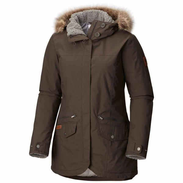 Columbia Women's Grandeur Peak Mid Jacket