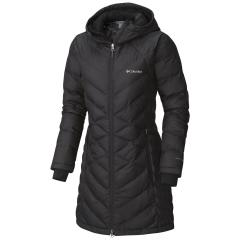 Columbia Women's Heavenly Long Hooded Jacket - Extended Sizes