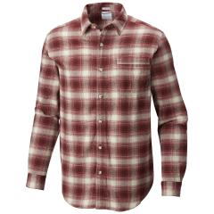 Men's Boulder Ridge Long Sleeve Flannel - Tall