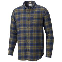 Columbia Men's Boulder Ridge Long Sleeve Flannel - Tall