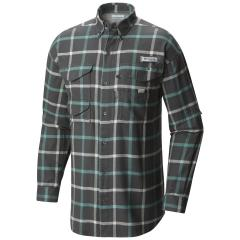 Columbia Men's Bonehead Flannel Long Sleeve Shirt