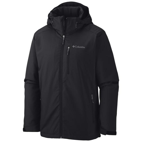Columbia Men's Gate Racer Softshell - Extended Sizes