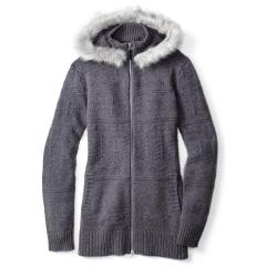 Smartwool Women's Crestone Hooded Sweater Jacket