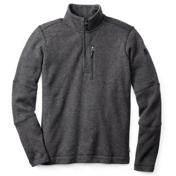 Smartwool Men's Heritage Trail Fleece Half Zip Sweater