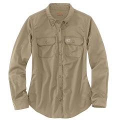 Women's FR Rugged Flex Twill Shirt