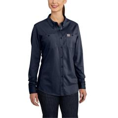 Women's FR Force Cotton Hybrid Shirt