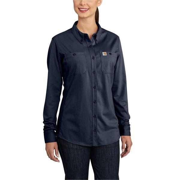 Carhartt Women's FR Force Cotton Hybrid Shirt