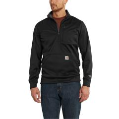 Carhartt Men's Force Extremes Mock Neck Half Zip Sweatshirt