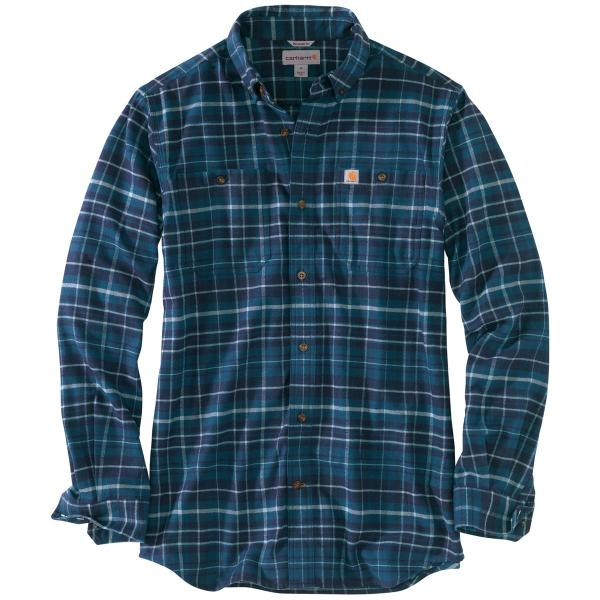 Carhartt Men's Trumbull Plaid Shirt - Discontinued Pricing