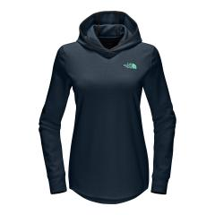 The North Face Women's Long Sleeve Waffle Knit Tee