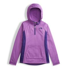 The North Face Girls' Tech Glacier Quarter Zip