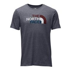 The North Face Men's Short Sleeve Americana Triblend Slim Tee