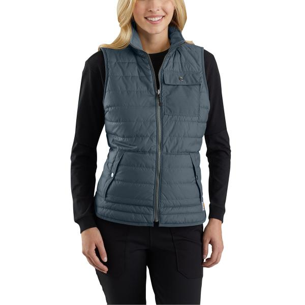 Carhartt Women's Amoret Flannel Lined Vest - Discontinued Pricing
