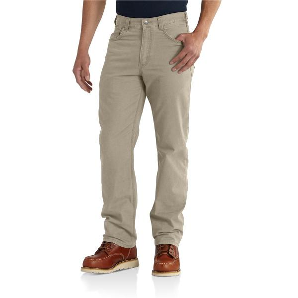 Carhartt Men's 5 Pocket Relaxed Fit Pant - Discontinued Pricing