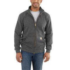 Men's Haughton Midweight Mock-Neck Zip Sweatshirt - Discontinued Pricing