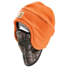 Carhartt Fleece 2-in-1 Headwear - Discontinued Pricing