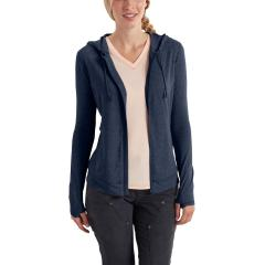 Carhartt Women's Force Ferndale Front Zip Hoodie - Discontinued Pricing