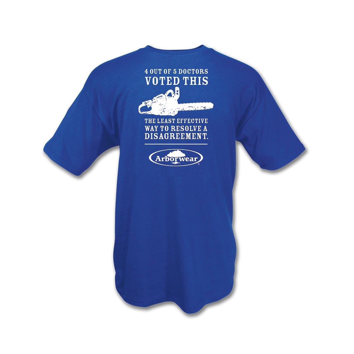Arborwear Men's Doctor Tagline Shirt