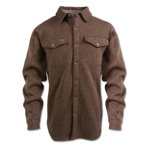 Arborwear Men's Staghorn Fleece Shirt