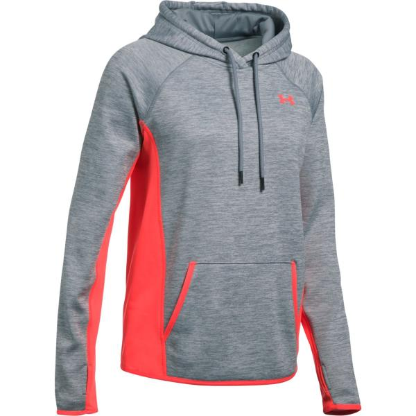 Under Armour Women's Armour Fleece Hoodie-Twist