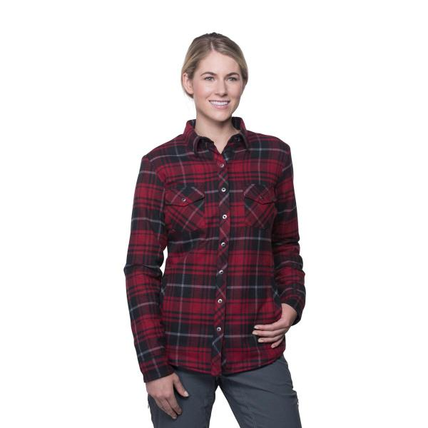 Kuhl Women's Kota Lined Flannel