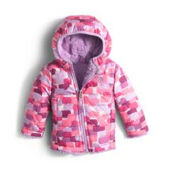 Infants' Reversible Mossbud Swirl Hoodie - Discontinued Pricing