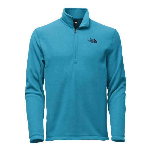 The North Face Men's TKA 100 Glacier Quarter Zip - Discontinued Pricing
