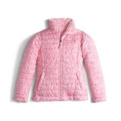 Girls' Reversible Mossbud Swirl Jacket - Discontinued Pricing