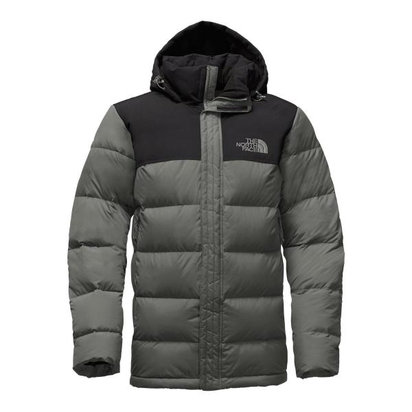 The North Face Men's Nuptse Ridge Parka - Discontinued Pricing
