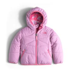 The North Face Toddler Girls' Reversible Perrito Jacket - Discontinued Pricing