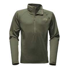 The North Face Men's Borod Quarter Zip - Discontinued Pricing