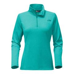 Women's Tech Glacier Quarter Zip - Discontinued Pricing