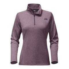 The North Face Women's Tech Glacier Quarter Zip - Past Season