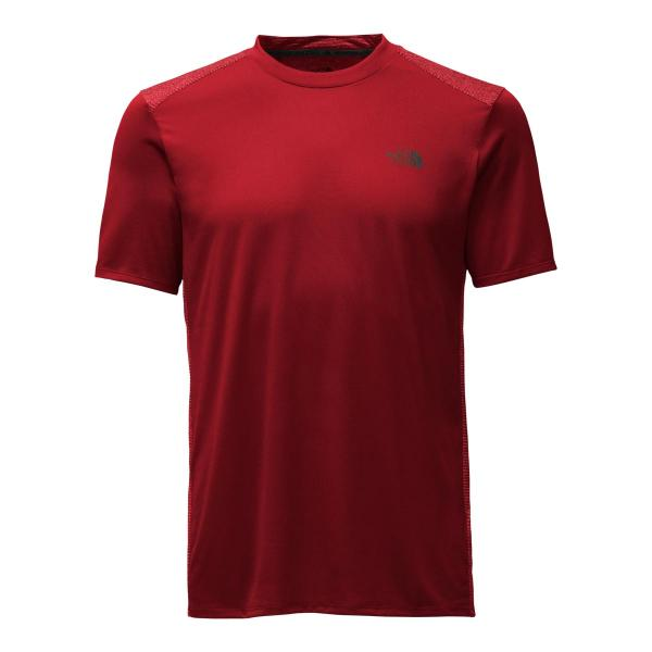 The North Face Men's Versitas Short Sleeve Crew - Discontinued Pricing