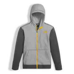 Boys' Glacier Full Zip Hoodie - Past Season