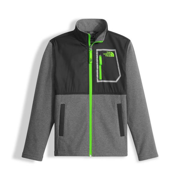 The North Face Boys' Glacier Track Jacket - Discontinued Pricing