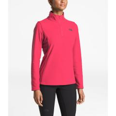 Women's Glacier Quarter Zip - Past Season