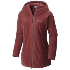 Columbia Women's Benton Springs II Long Hoodie - Extended Sizes - Discontinued Pricing