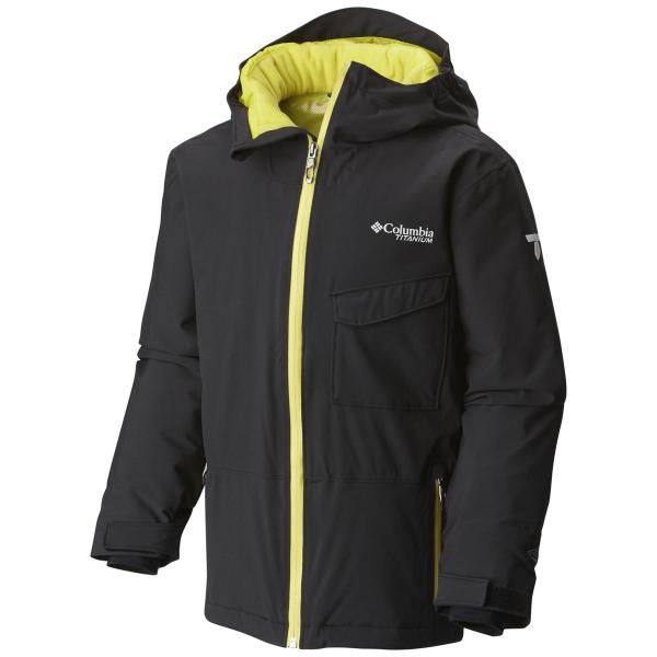 Columbia Boys' EmPOWder Jacket - Discontinued Pricing