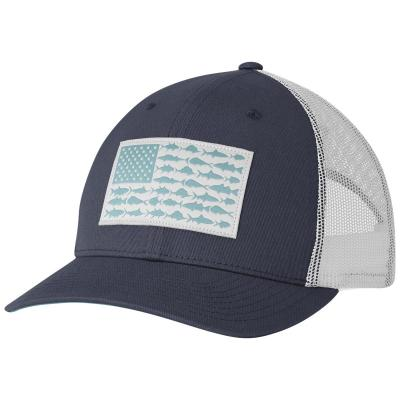 Columbia Men's PFG Mesh Snap Back Ball Cap - Past Season