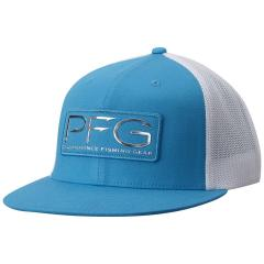 Men's PFG Mesh Flat Brim Ballcap - Past Season