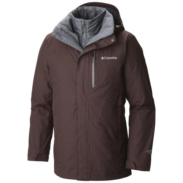 Columbia Men's Lhotse II Interchange Jacket Tall Sizes - Discontinued Pricing