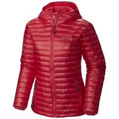 Women's Platinum Plus 740 TurboDown Hooded Jacket - Discontinued Pricing